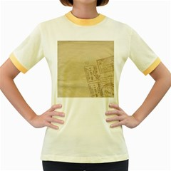 Background 1659638 1920 Women s Fitted Ringer T Shirts