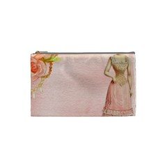 Background 1659765 1920 Cosmetic Bag (small)