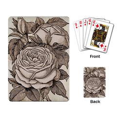 Flowers 1776630 1920 Playing Card