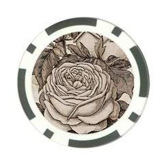 Flowers 1776630 1920 Poker Chip Card Guard (10 Pack)