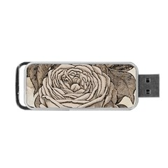 Flowers 1776630 1920 Portable Usb Flash (one Side)
