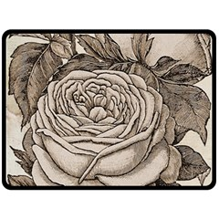 Flowers 1776630 1920 Double Sided Fleece Blanket (large)
