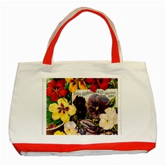 Flowers 1776534 1920 Classic Tote Bag (red)