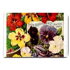 Flowers 1776534 1920 Large Doormat