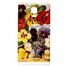 Flowers 1776534 1920 Galaxy Note 4 Back Case