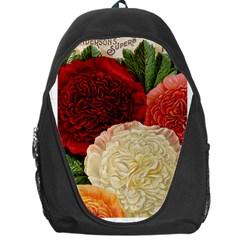 Flowers 1776584 1920 Backpack Bag