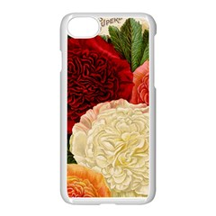 Flowers 1776584 1920 Apple Iphone 8 Seamless Case (white)