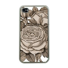 Flowers 1776626 1920 Apple Iphone 4 Case (clear)