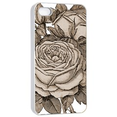 Flowers 1776626 1920 Apple Iphone 4/4s Seamless Case (white)