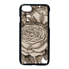 Flowers 1776626 1920 Apple Iphone 7 Seamless Case (black)