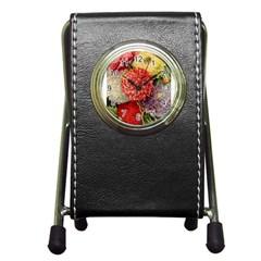 Flowers 1776541 1920 Pen Holder Desk Clocks