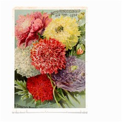 Flowers 1776541 1920 Large Garden Flag (two Sides)