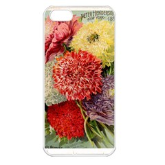 Flowers 1776541 1920 Apple Iphone 5 Seamless Case (white)
