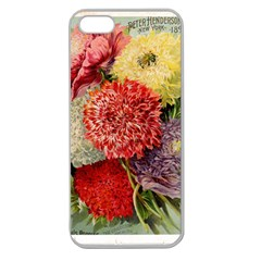 Flowers 1776541 1920 Apple Seamless Iphone 5 Case (clear)