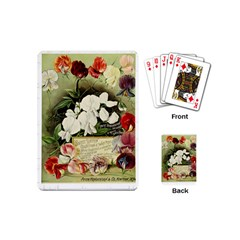 Flowers 1776617 1920 Playing Cards (mini)