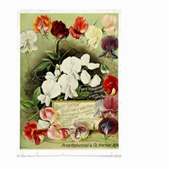 Flowers 1776617 1920 Large Garden Flag (two Sides)