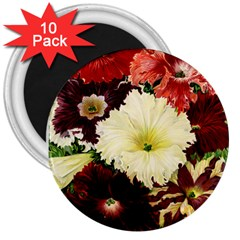 Flowers 1776585 1920 3  Magnets (10 Pack)