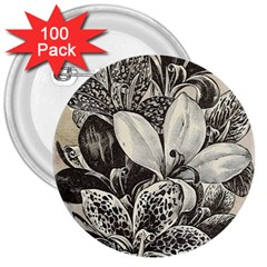 Flowers 1776382 1280 3  Buttons (100 Pack)