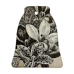 Flowers 1776382 1280 Bell Ornament (two Sides)