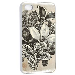 Flowers 1776382 1280 Apple Iphone 4/4s Seamless Case (white)