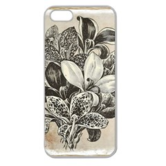 Flowers 1776382 1280 Apple Seamless Iphone 5 Case (clear)