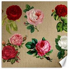 Flower 1770189 1920 Canvas 20  X 20