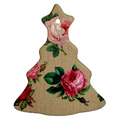 Flower 1770189 1920 Christmas Tree Ornament (two Sides)