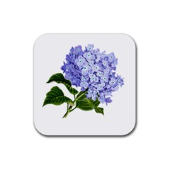 Flower 1775377 1280 Rubber Square Coaster (4 Pack)