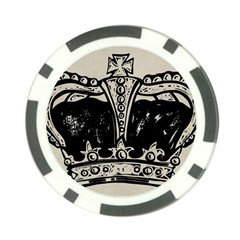 Crown 1515871 1280 Poker Chip Card Guard (10 Pack)