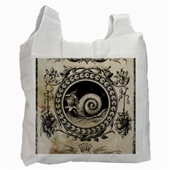 Snail 1618209 1280 Recycle Bag (one Side)