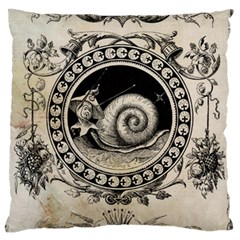 Snail 1618209 1280 Large Flano Cushion Case (two Sides)