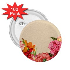 Flower 1646035 1920 2 25  Buttons (100 Pack)