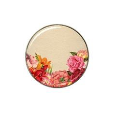 Flower 1646035 1920 Hat Clip Ball Marker (10 Pack)