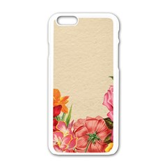 Flower 1646035 1920 Apple Iphone 6/6s White Enamel Case