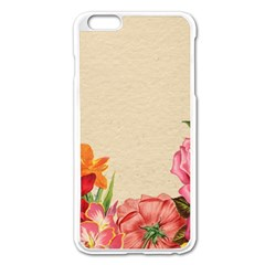 Flower 1646035 1920 Apple Iphone 6 Plus/6s Plus Enamel White Case