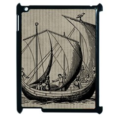 Ship 1515875 1280 Apple Ipad 2 Case (black)