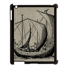 Ship 1515875 1280 Apple Ipad 3/4 Case (black)
