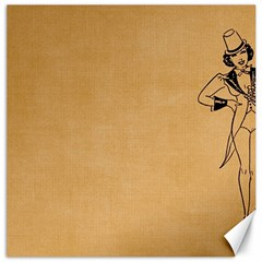 Flapper 1515869 1280 Canvas 16  X 16