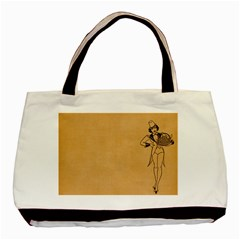 Flapper 1515869 1280 Basic Tote Bag (two Sides)