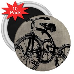 Tricycle 1515859 1280 3  Magnets (10 Pack)