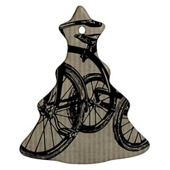 Tricycle 1515859 1280 Ornament (christmas Tree)