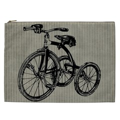 Tricycle 1515859 1280 Cosmetic Bag (xxl)
