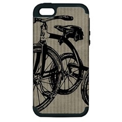 Tricycle 1515859 1280 Apple Iphone 5 Hardshell Case (pc+silicone)