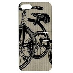 Tricycle 1515859 1280 Apple Iphone 5 Hardshell Case With Stand
