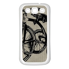 Tricycle 1515859 1280 Samsung Galaxy S3 Back Case (white)