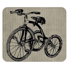 Tricycle 1515859 1280 Double Sided Flano Blanket (small)