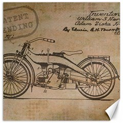 Motorcycle 1515873 1280 Canvas 16  X 16