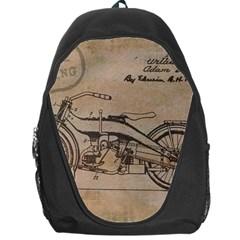 Motorcycle 1515873 1280 Backpack Bag