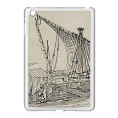 Ship 1515860 1280 Apple Ipad Mini Case (white)