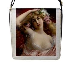 Vintage 1501594 1920 Flap Messenger Bag (l)